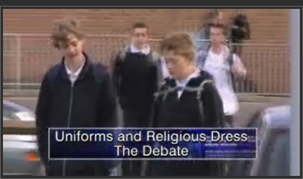 Uniforms and Religious Dress: The Debate
