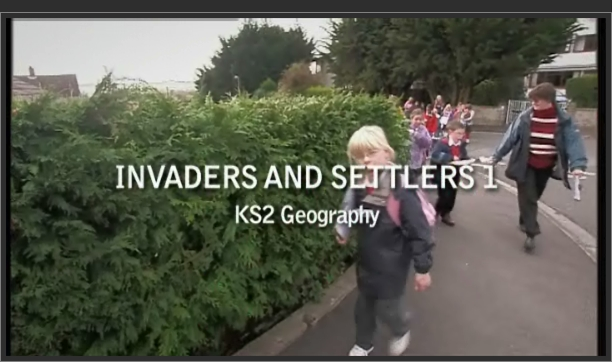 KS2 Geography – Invaders and Settlers 1