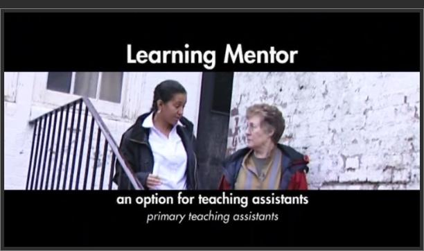 Learning Mentor