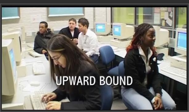 Secondary 14-19 Vocational – Upward Bound: Managing 14-19 Liaison