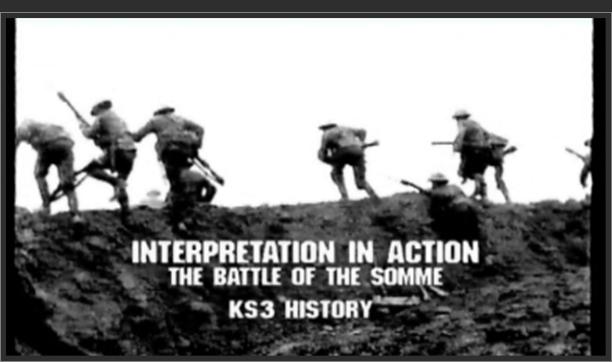 KS3 History – Interpretation in Action