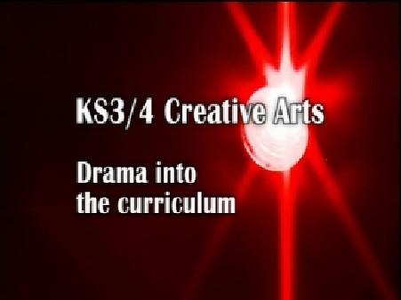 KS3/4 Creative Arts – Drama into the Curriculum