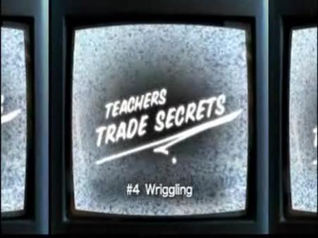 Interstitials – Trade Secrets – Wriggling