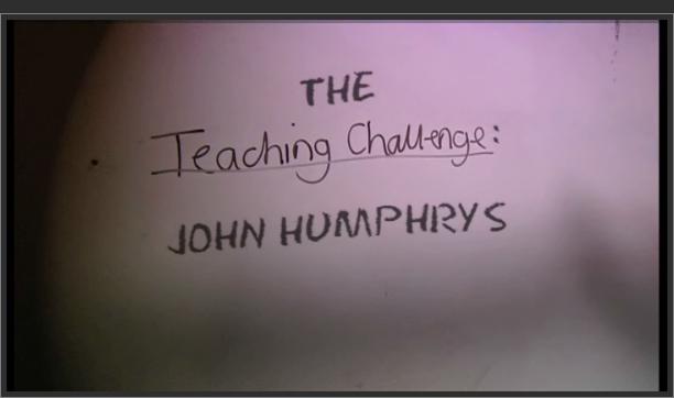 John Humphrys