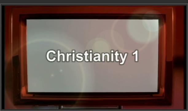 KS2 RE – Christianity 1