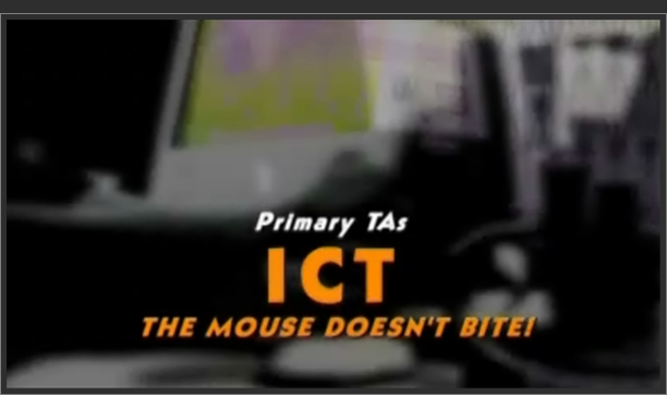 The Mouse Doesn't Bite