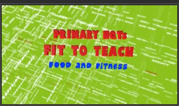 Fit to Teach: Food and Fitness