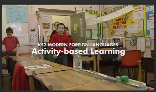 KS2 Modern Foreign Languages – Activity-Based Learning