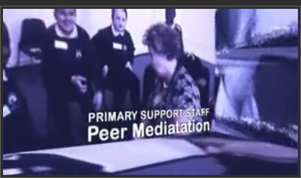 Primary Support Staff – Peer Mediation