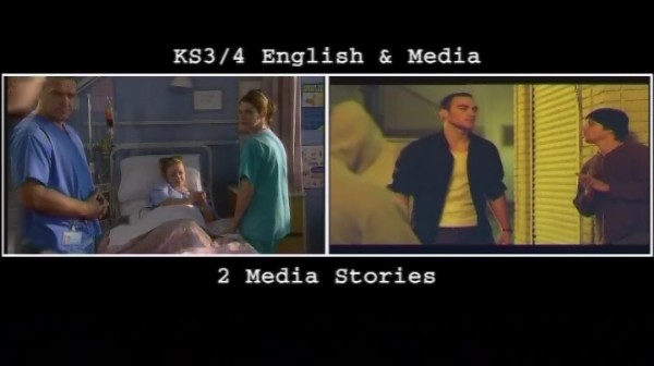 Two Media Stories: The Advert and The Soap