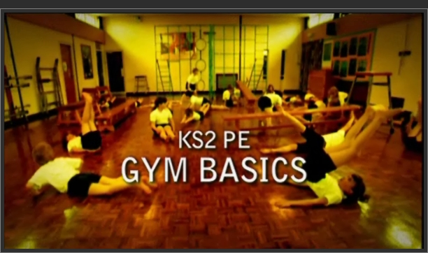 KS2 PE – Gym Basics