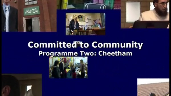 Committed to Community: Cheetham