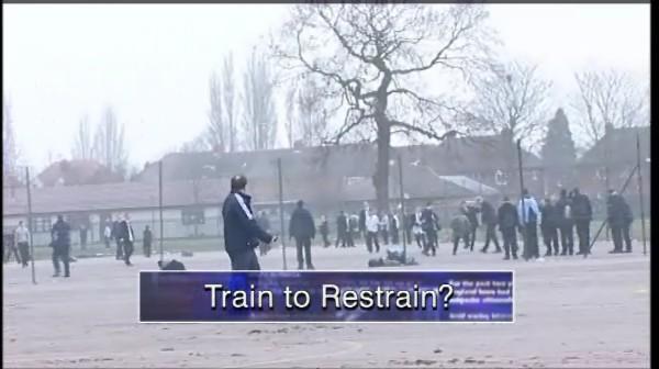 Train to Restrain