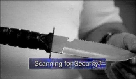 Scanning for Security