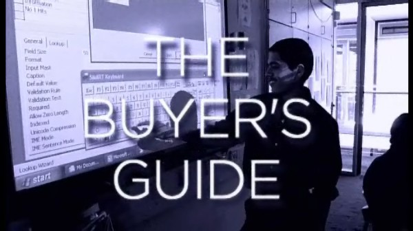 A Buyer's Guide – Cameras