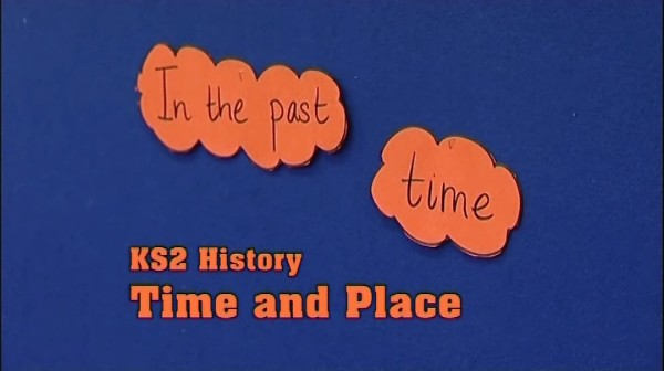 KS1/2 History – Time and Place