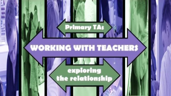 Working with Teachers – Exploring the Relationship