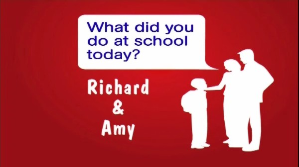 Richard and Amy (KS4)