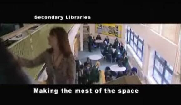 Secondary Libraries – Making the Most of the Space
