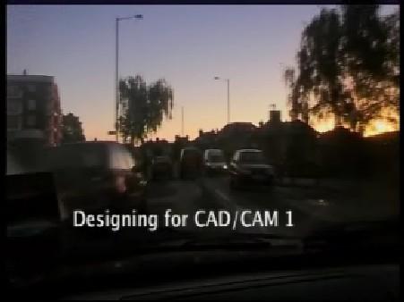 KS3/4 Design & Technology – Designing for CAD/CAM 1