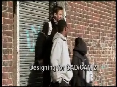 KS3/4 Design and Technology – Designing for CAD/CAM 2