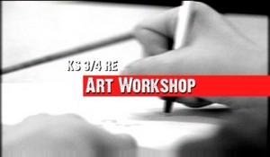 KS3/4 RE – Art Workshop