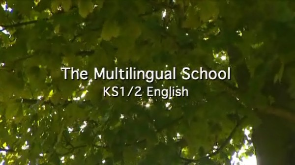 KS1/2 English – The Multilingual School