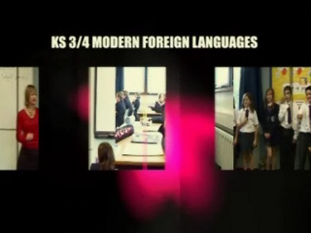 KS3/4 Modern Foreign Languages – Actions Speak Louder