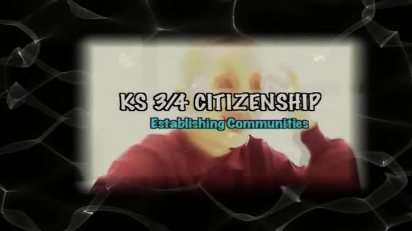 KS3/4 Citizenship – Establishing Communities