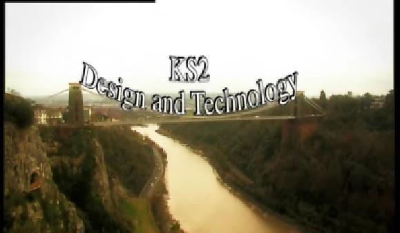 KS2 Design and Technology – A Taste for Bridges