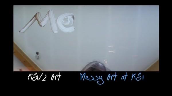 KS1/2 Art – Messy Art at KS1
