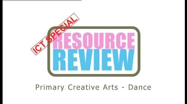 ICT Special: Primary Creative Arts 2 (Dance)