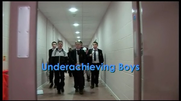 Underachieving Boys: The Gender Debate