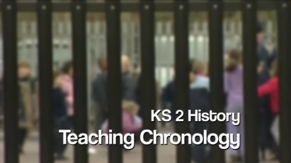 KS2 History – Teaching Chronology