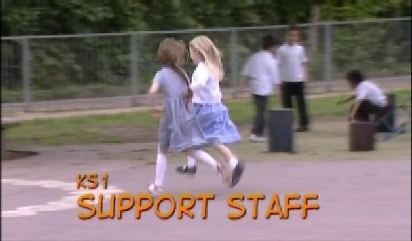 KS1 Support Staff