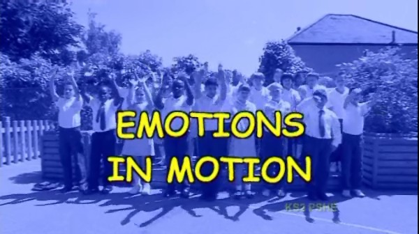 KS1/2 PSHE – Emotions in Motion