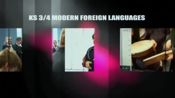 KS3/4 Modern Foreign Languages – It's A Rap