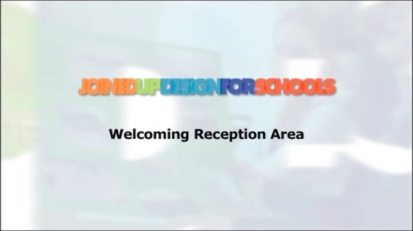 Welcoming Reception Area