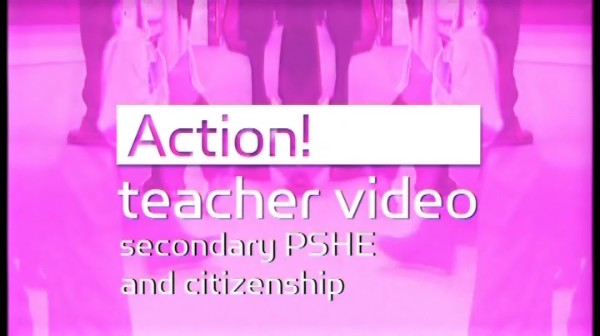 Secondary PSHE and Citizenship