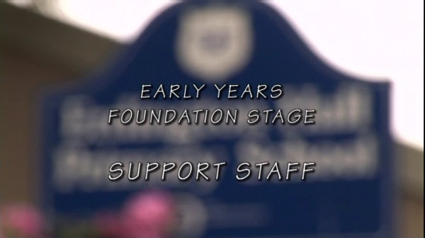 Early Years Foundation Stage Support Staff