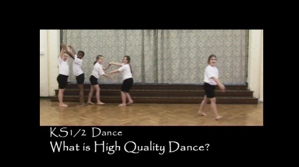 KS1/2 Dance – What is High Quality Dance?