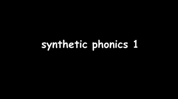 KS1/2 English – Synthetic Phonics: Brooklands School