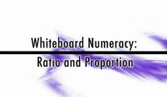 Numeracy: Ratio & Proportion