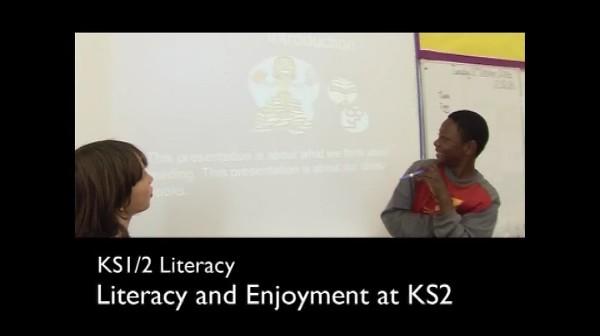 KS1/2 English – Literacy and Enjoyment 2