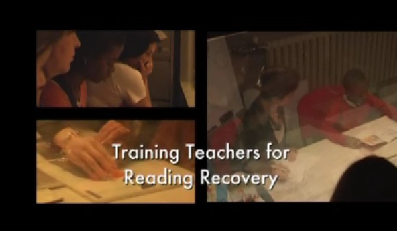 KS1/2 English – Training Teachers for Reading Recovery