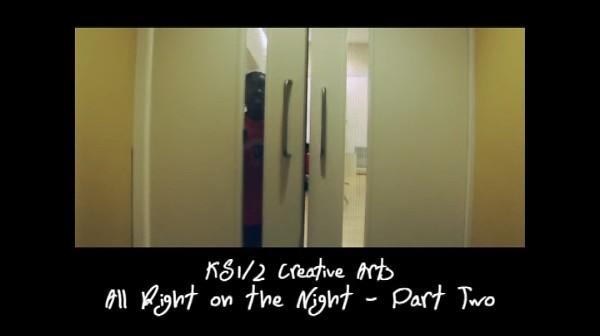 KS1/2 Creative Arts – All Right on the Night – Part 2