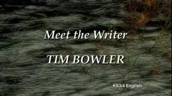 KS3/4 English – Meet the Writer: Tim Bowler
