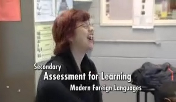 Secondary Assessment for Learning – Modern Foreign Languages