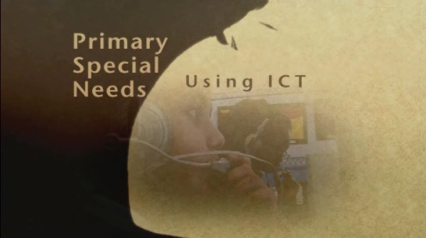 Primary Special Needs – Using ICT