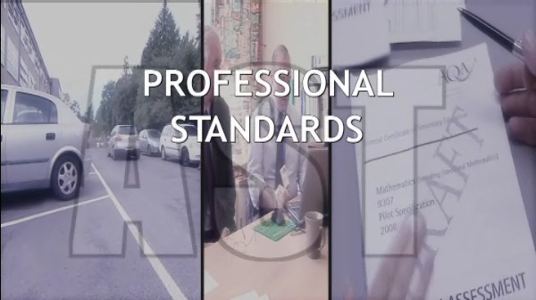 Professional Standards – The Role of the AST, Secondary
